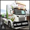 Truck Cab & Tractor Unit Painting; ?>