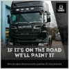 Truck Cab & Trailer Unit Painting; ?>